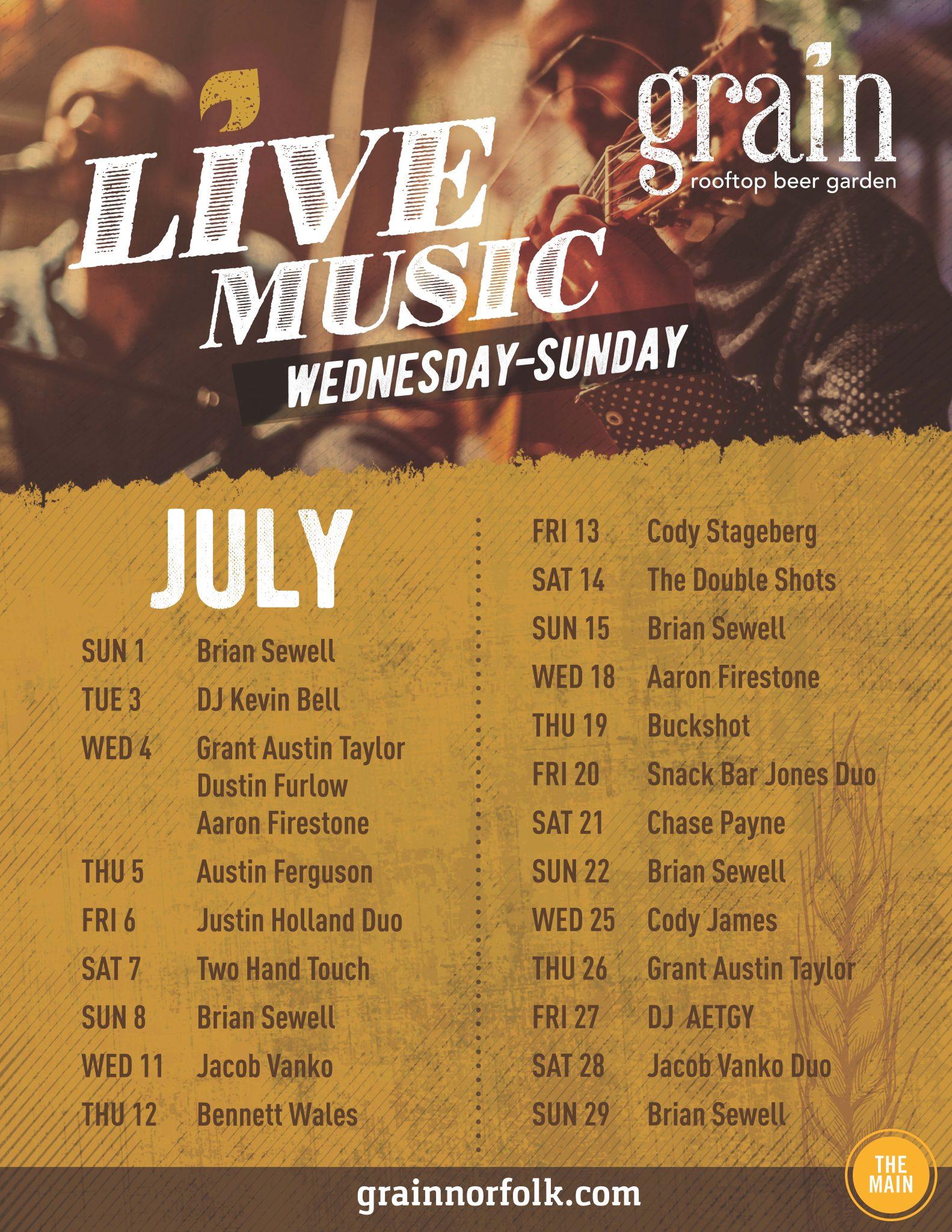 GRAIN_4522 JULY Entertainment Calendar Flyer_web
